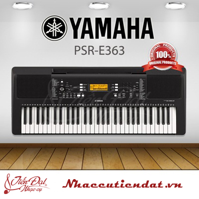 dan organ yamaha psr-363 gia re